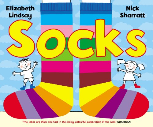 9780552565462: Socks. Written by Nick Sharratt & Elizabeth Lindsay