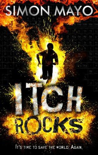9780552565516: Itch Rocks