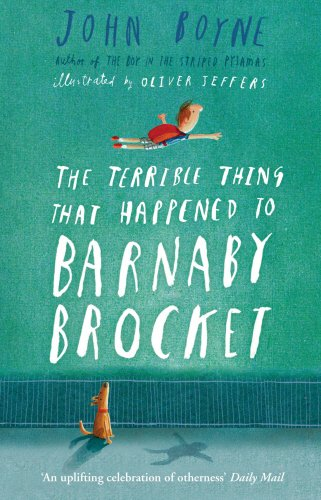 9780552565769: The Terrible Thing That Happened to Barnaby Brocket