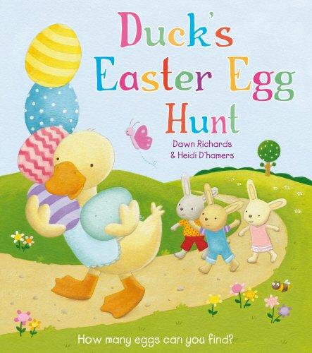 9780552565776: Duck's Easter Egg Hunt