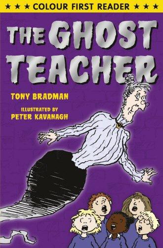 9780552565806: The Ghost Teacher (Colour First Reader)