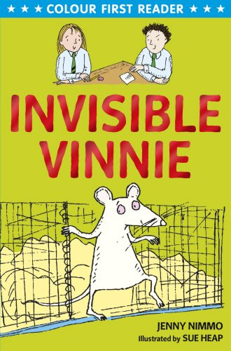 9780552565844: Invisible Vinnie