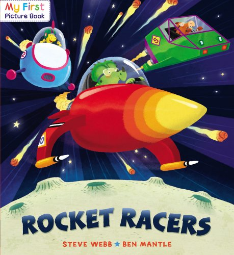 9780552566735: Rocket Racers (My First Picture Book)