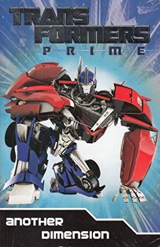 Transformers Prime 10: Another Dimension: Bantam Books