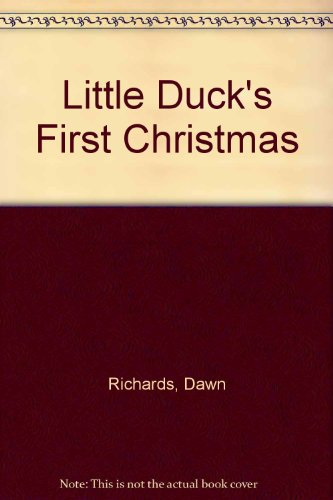 9780552567213: Little Duck's First Christmas