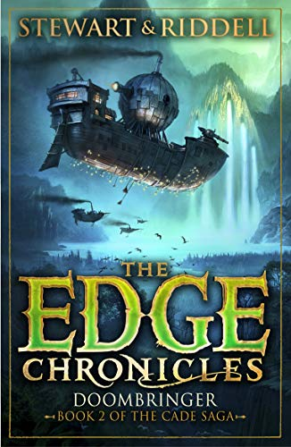 9780552567589: The Doombringer: Second Book of Cade (Edge Chronicles)