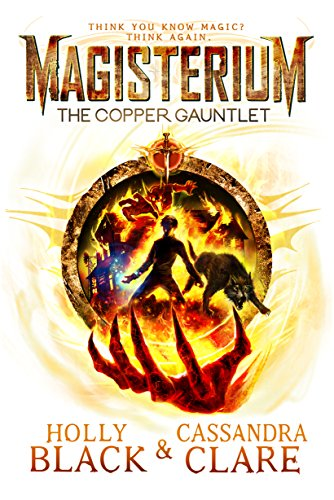 9780552567718: Magisterium: The Copper Gauntlet