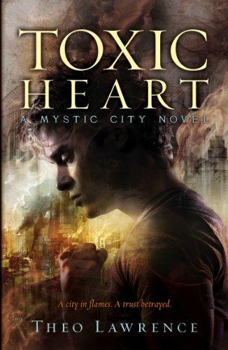 9780552567800: Mystic City 2: Toxic Heart