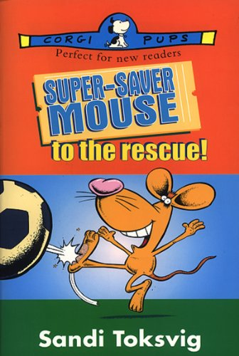 9780552568432: Super-Saver Mouse To The Rescue