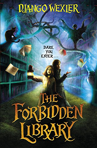 9780552568678: The Forbidden Library (Forbidden Library 1)