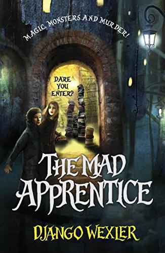 9780552568685: The Mad Apprentice