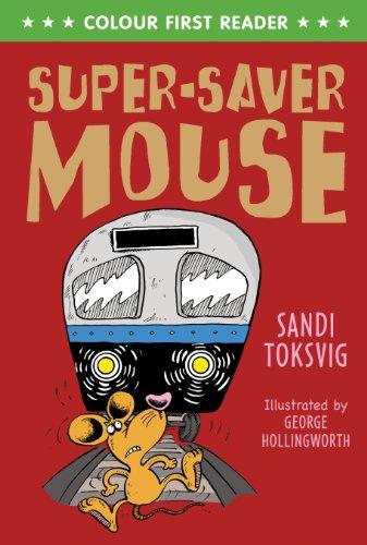 9780552568944: Super-Saver Mouse: Colour First Reader