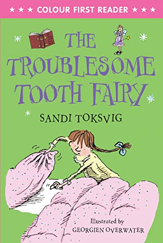 9780552568968: The Troublesome Tooth Fairy (Colour First Readers)