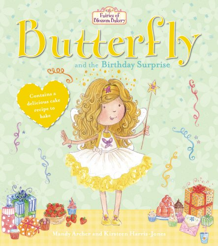 9780552569033: Fairies of Blossom Bakery: Butterfly and the Birthday Surprise