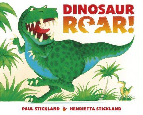 9780552569361: Dinosaur Roar!