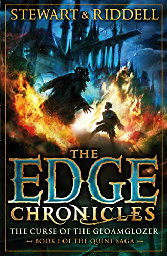 9780552569620: The Edge Chronicles 1: The Curse of the Gloamglozer: First Book of Quint
