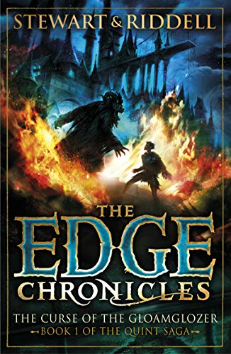 The Edge Chronicles 1: The Curse of: Paul Stewart