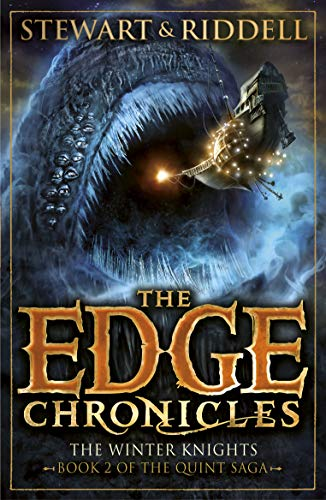 9780552569637: The Edge Chronicles 2: The Winter Knights: Second Book of Quint
