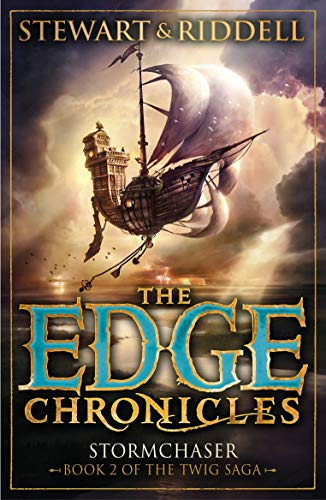 9780552569651: The Edge Chronicles 5: Stormchaser: Book 2 of the Twig Saga