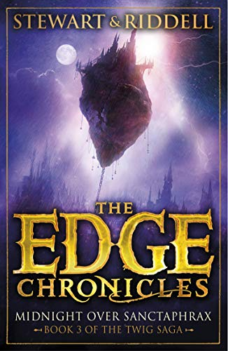 9780552569668: The Edge Chronicles 6: Midnight Over Sanctaphrax: Third Book of Twig