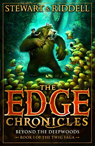 9780552569675: The Edge Chronicles 4: Beyond the Deepwoods: First Book of Twig
