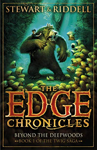 9780552569675: The Edge Chronicles 4: Beyond the Deepwoods: Book 1 of the Twig Saga
