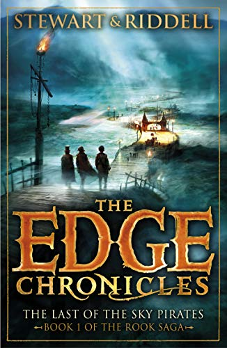 9780552569699: The Edge Chronicles 7: The Last of the Sky Pirates: Book 1 of the Rook Saga