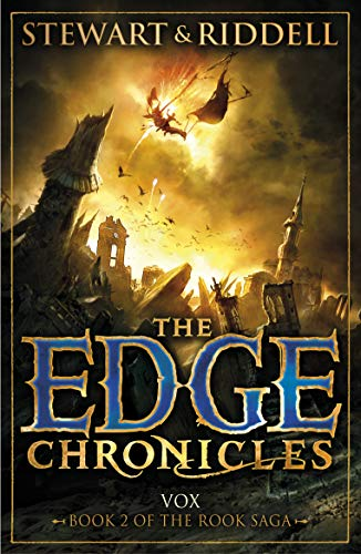 9780552569705: The Edge Chronicles 8: Vox: Book 2 of the Rook Saga