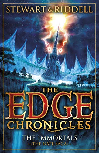 9780552569729: The Edge Chronicles 10: The Immortals: The Book of Nate