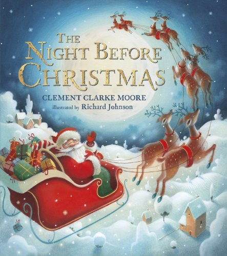 9780552569880: The Night Before Christmas