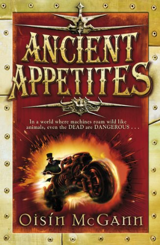 9780552570435: Ancient Appetites (The Wildenstern Saga)