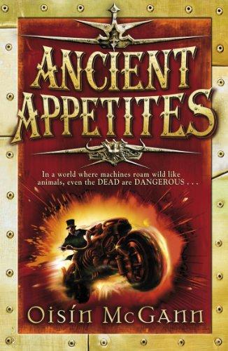 9780552570435: Ancient Appetites