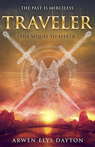 9780552570565: Traveler (Seeker)
