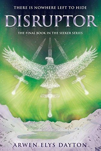 9780552570572: Disruptor (Seeker Trilogy 3)