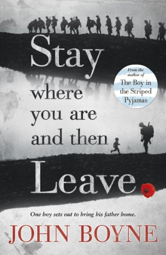 9780552570589: Stay Where You Are And Then Leave