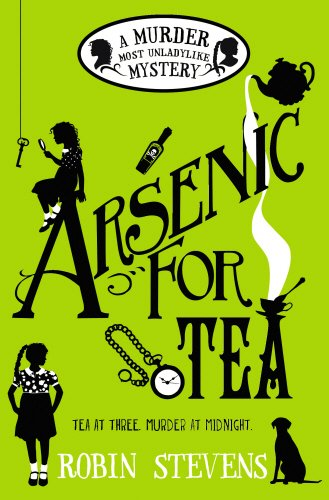 9780552570732: Arsenic For Tea: A Murder Most Unladylike Mystery (Wells & Wong Mystery 2)