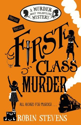 9780552570749: First Class Murder: A Murder Most Unladylike Mystery