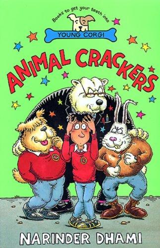 9780552571210: Animal Crackers