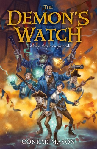 9780552572040: The Demon's Watch: Tales of Fayt, Book 1