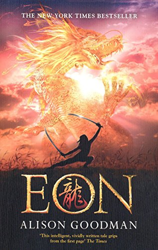 9780552572088: Eon: Rise of the Dragoneye