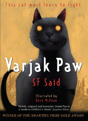 9780552572293: Varjak Paw