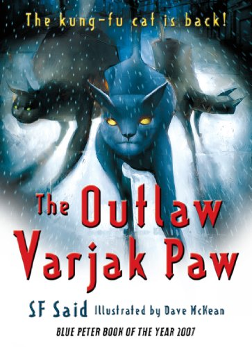 9780552572309: The Outlaw Varjak Paw