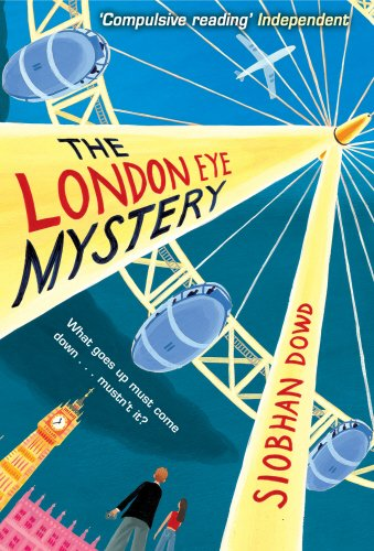 9780552572316: The London Eye Mystery