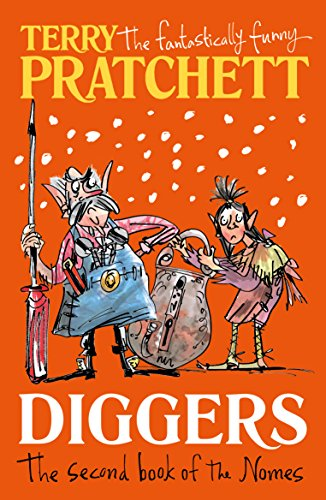 9780552573344: Diggers: The Second Book of the Nomes