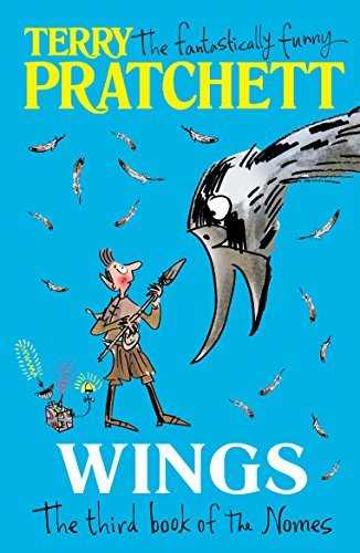 9780552573351: Wings: The Third Book of the Nomes