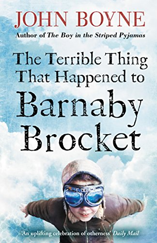 9780552573788: Terrible Thing That Happened To Barnaby Brocket