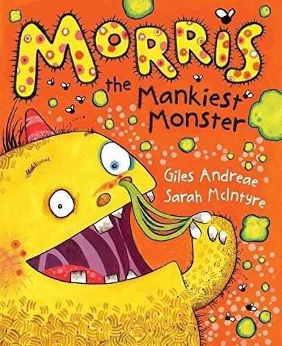 9780552574594: Morris The Mankiest Monster