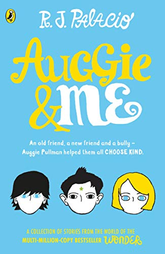 9780552574778: Auggie And Me. Three Wonder Stories