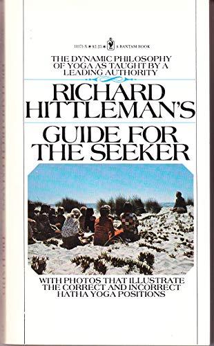 9780552611718: Richard Hittleman's Guide for the Seeker