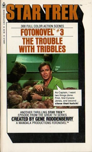 9780552613460: The Trouble with Tribbles (Star Trek Fotonovel, No. 3)